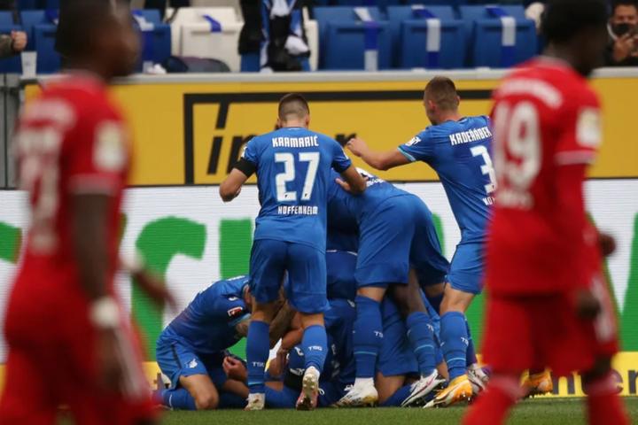 Після здобуття Суперкубка Європи «Баварія» розгромно програла команді з села (відео)