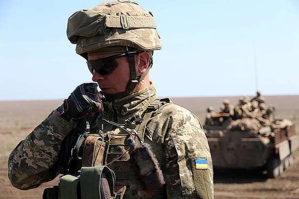 Російські окупанти чотири рази порушили «режим тиші» на Донбасі