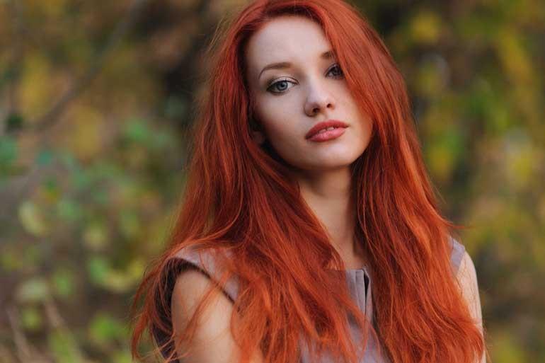 Красим волосы натуральными средствами: 5 простых вариантов