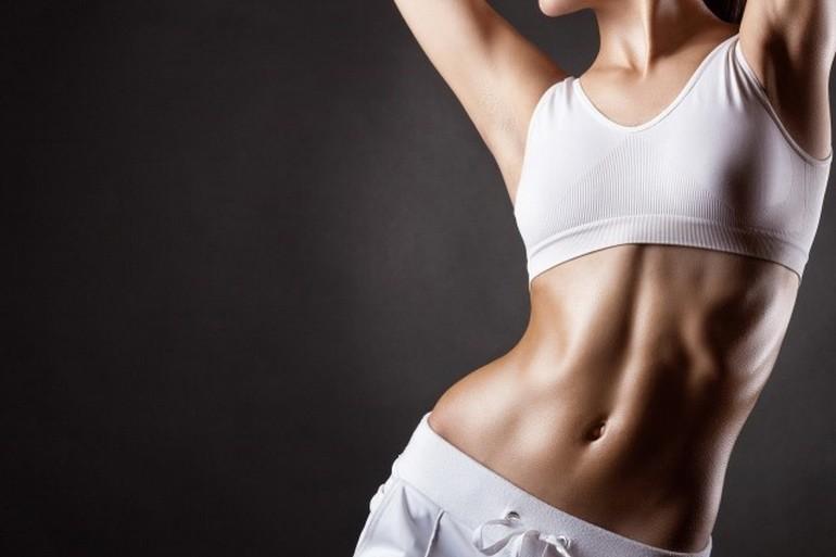 Три упражнения для плоского живота