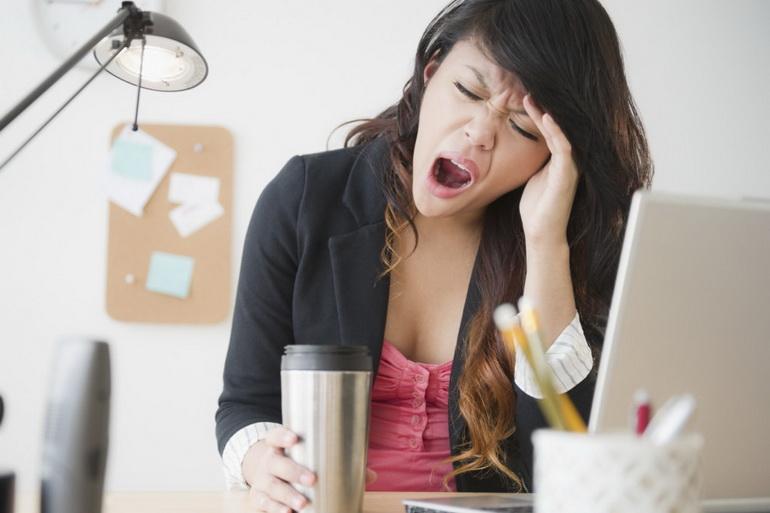 Причины, из-за которых вам все время хочется спать