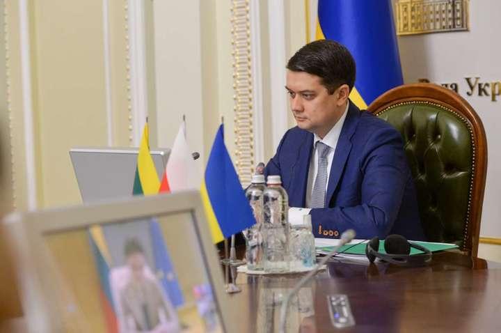Засідання Міжпарламентської асамблеї Україна-Польща-Литва відбудеться в липні у Варшаві
