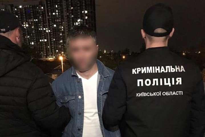 Обкрадали маєтки під Києвом. Поліція затримала банду крадіїв із Грузії (фото)