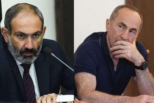Вибори у Вірменії. Рейтинг прозахідного Пашиняна мало відрізняється від проросійського Кочаряна