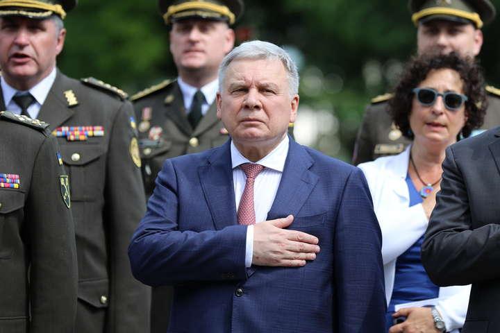 Восени Україна почне підготовку офіцерів за стандартами НАТО