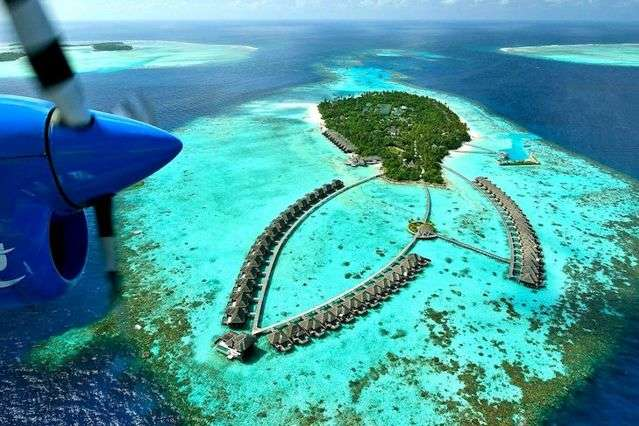 Туристів на Мальдівах змусять платити податок на виліт з островів