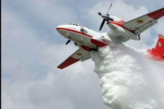 Україна відправить до Туреччини пожежний літак