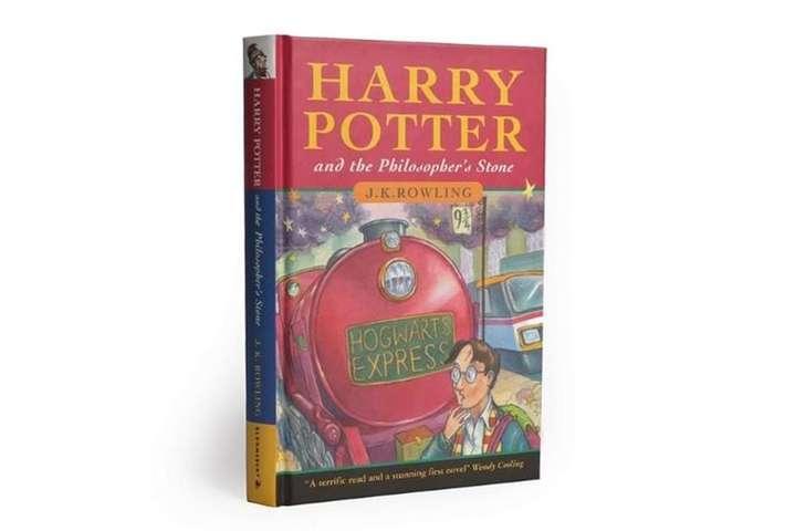 Перше видання «Гаррі Поттера» продали за понад $111 тисяч