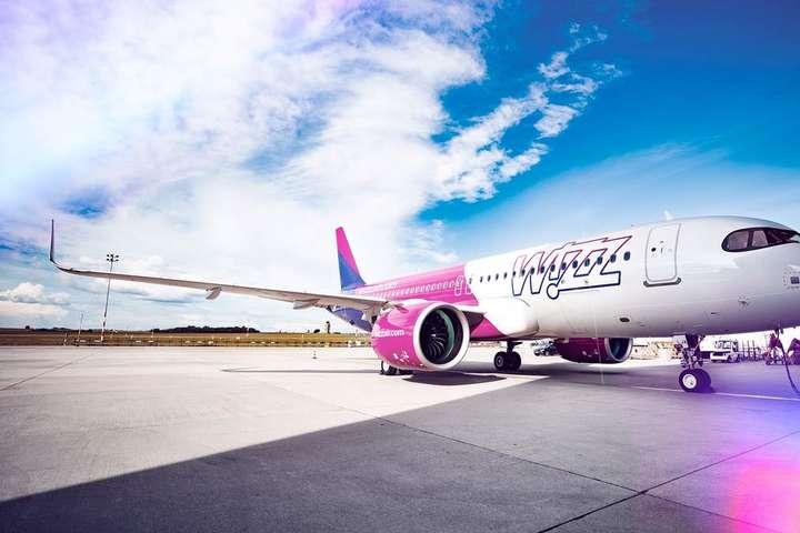 Wizz Air Hungary почала літати над Чорним морем під відповідальністю України