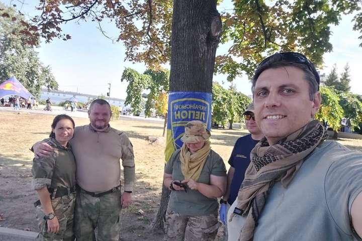 Теракт у Дніпрі. В «Українському легіоні» прокоментували загибель ветерана
