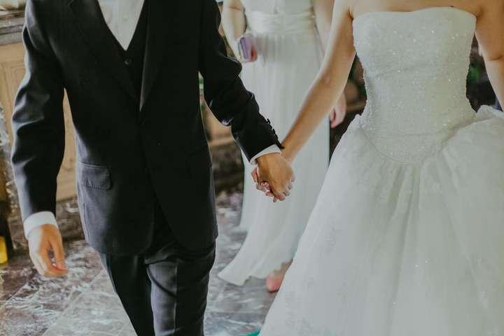 В Китае пара подала на развод всего через час после свадьбы