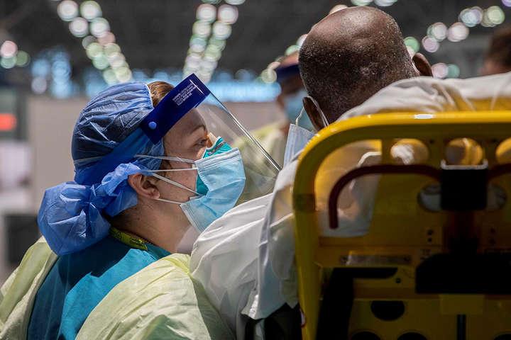 CNN: кожен 500-й житель США помер від коронавірусу