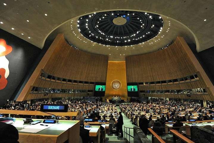 Кулеба назвав пріоритети України на сесії Генасамблеї ООН