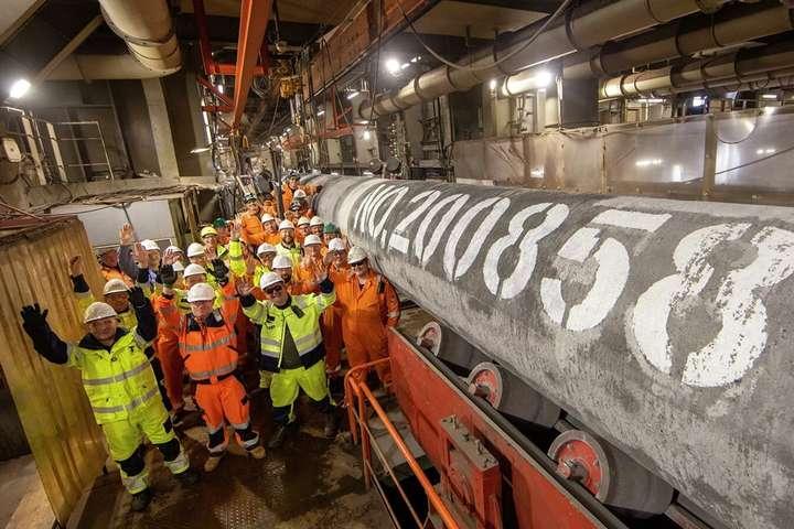 Лавров визнав: плани «Газпрому» щодо запуску «Північного потоку – 2» нереальні