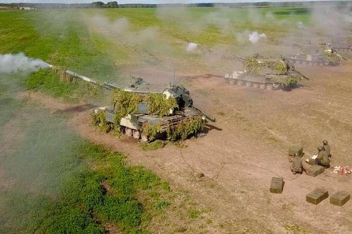 Вчилися «протверезити ворога». Росія підбила підсумки спільних з Білоруссю маневрів